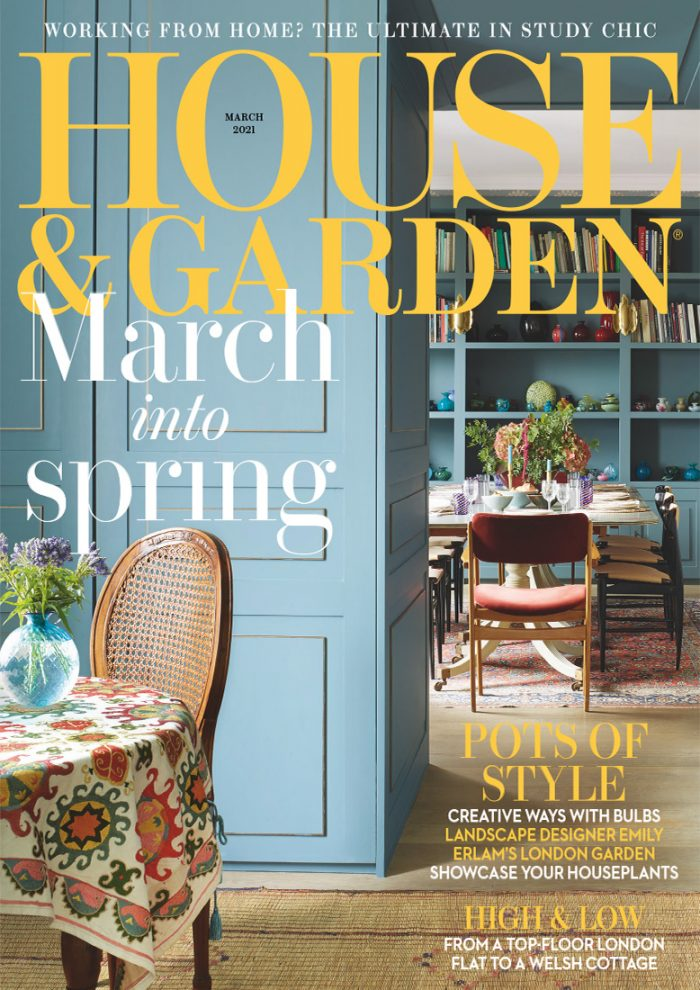 Candalia London - House and Garden Magazine Spring 2021