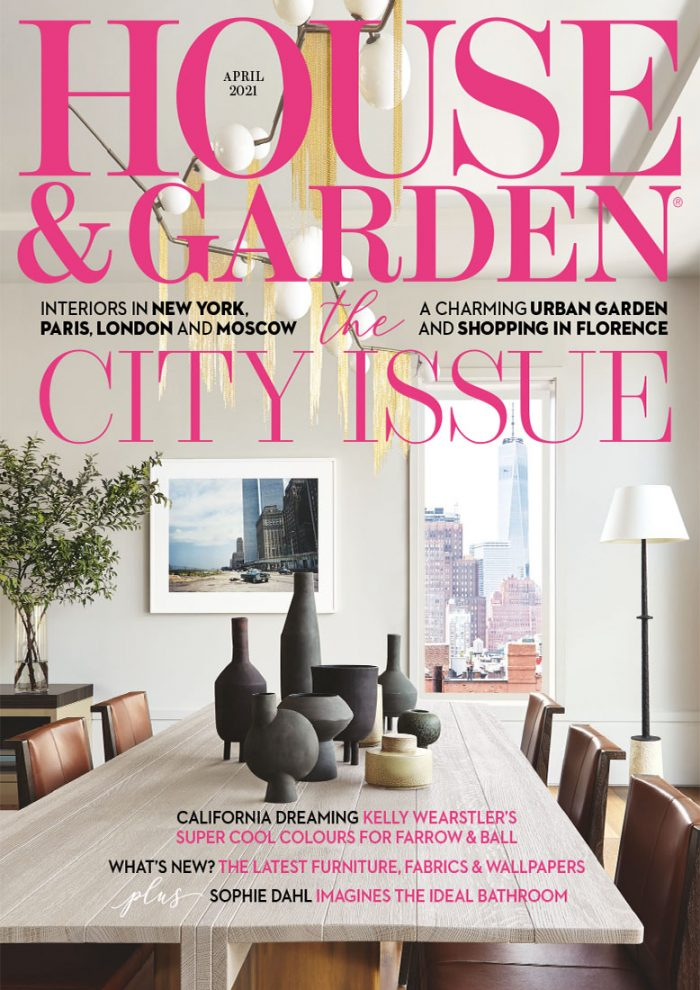 Candalia London - House and Garden Magazine April 2021